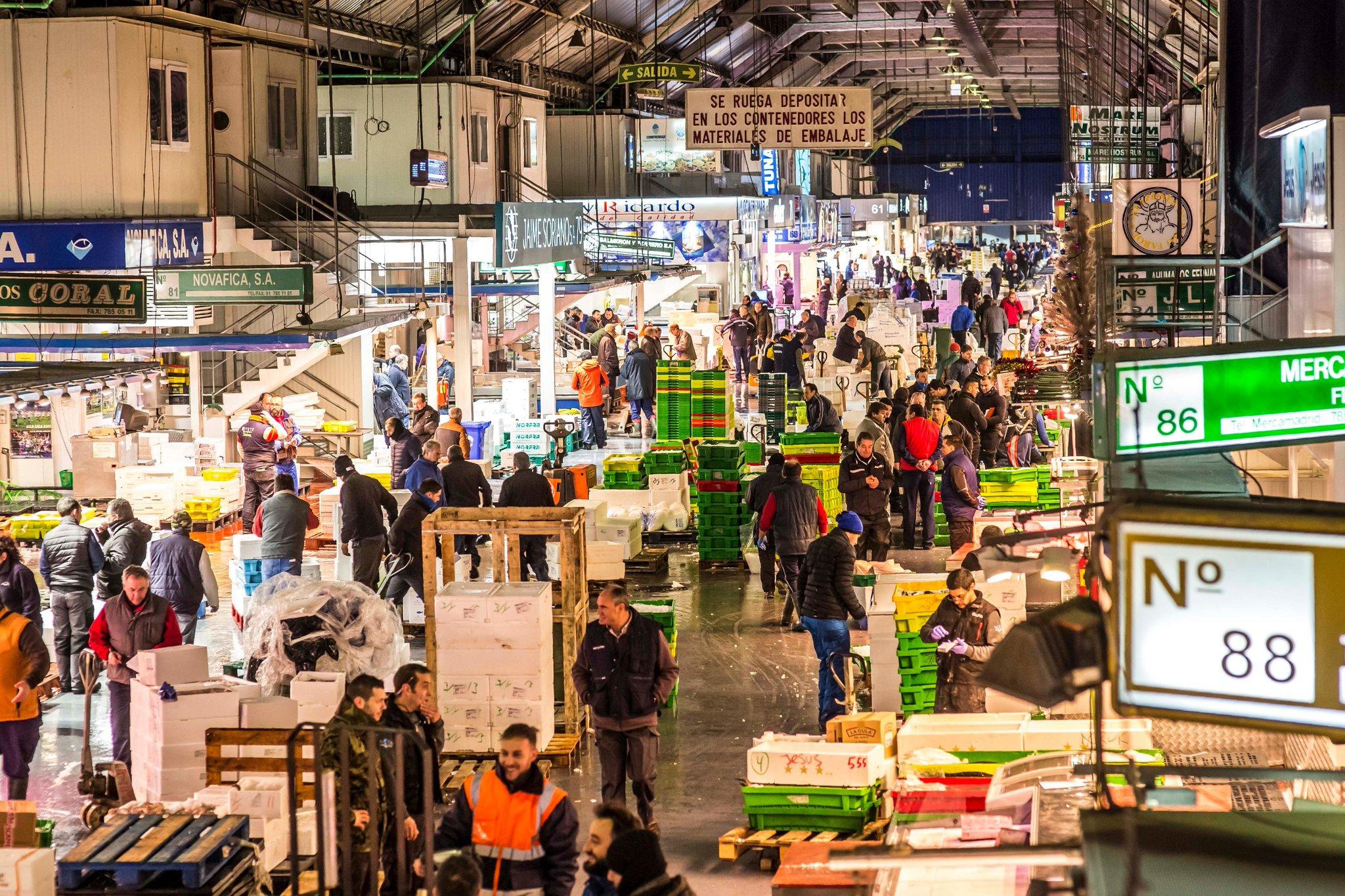 Remodelación Mercado Pescados feb 2018